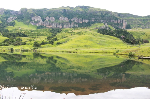 South Africa_Drakensberg_reflection